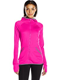 Hanes Womens Sport Performance Fleece Full Zip Hoodie Fleece Jacket