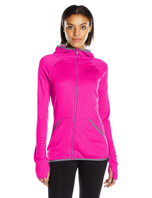 Hanes Womens Sport Performance Fleece Full Zip Hoodie Hanes Women' s Activewear O4873
