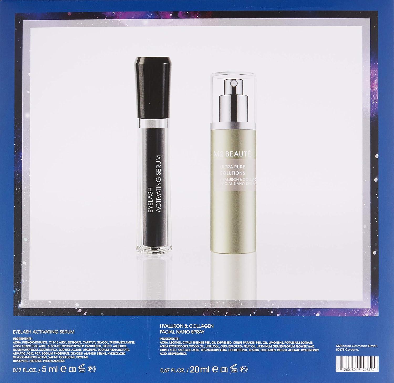 437abfae770 Amazon.com: M2 Beauté M2 lashes with Facial Nano Spray 5ml + 20 ml: Beauty
