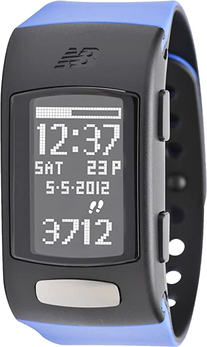 Amazon.com : New Balance LifeTRNr Heart Rate Calorie Monitor ...