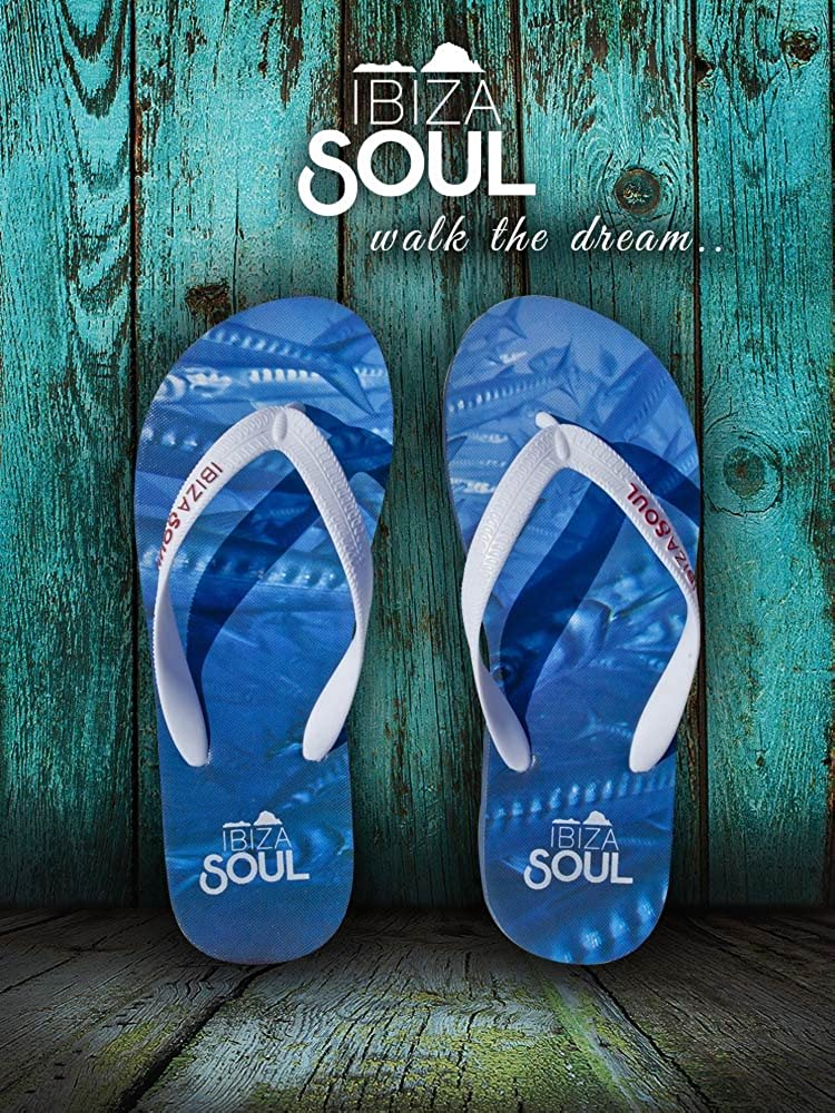 Sandales Plateforme Homme Ibiza Soul