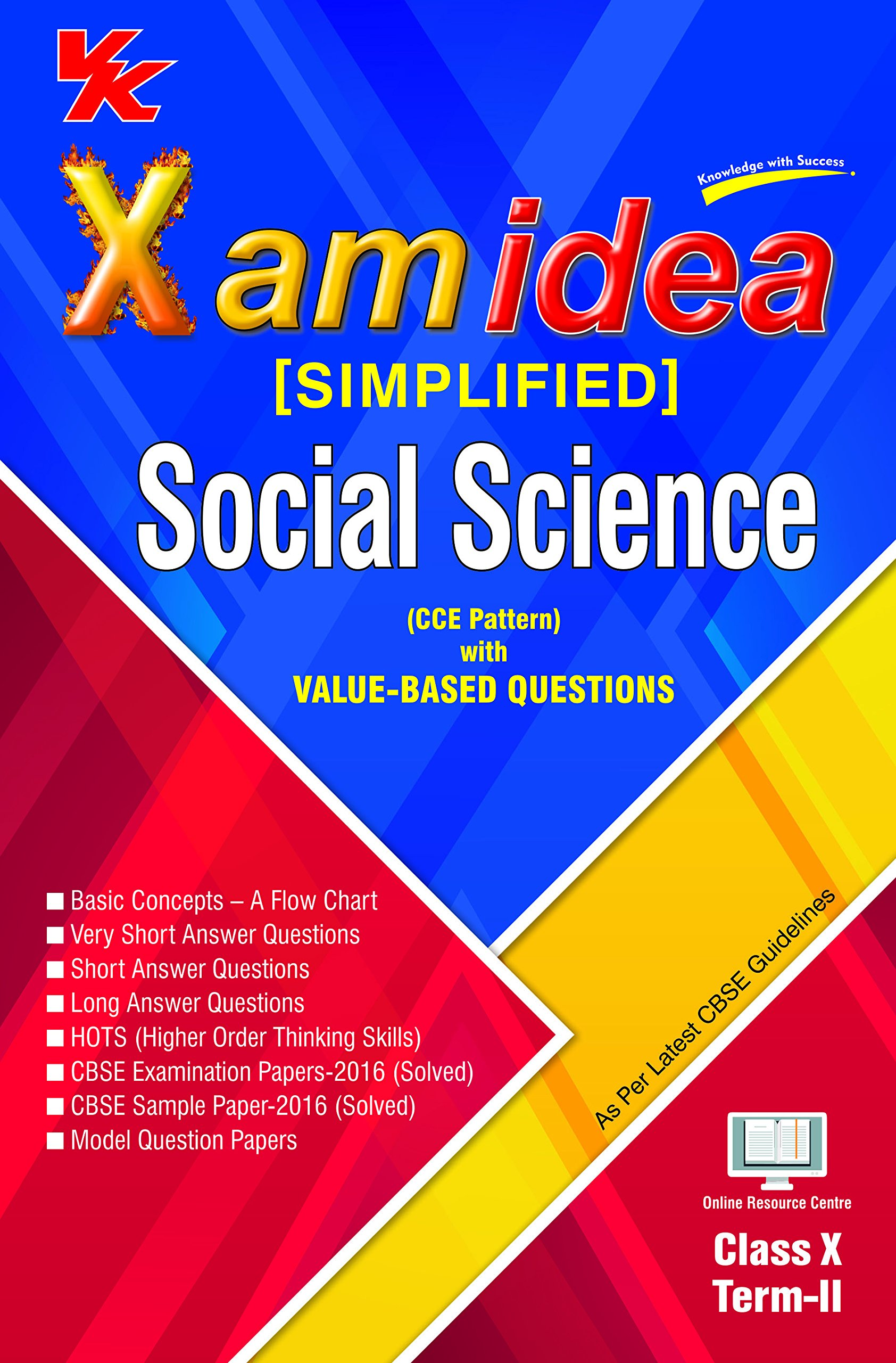 Xam idea simplified social science term 2 class 10 old edition xam idea simplified social science term 2 class 10 old edition amazon xamidea series books malvernweather Images
