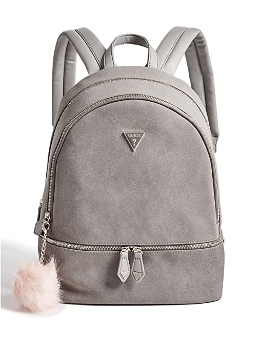 e0109ab2c6f8 GUESS Factory Women s Calhoun Pom Backpack  Amazon.ca  Luggage   Bags