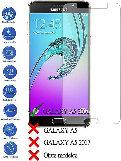 Todotumovil Protector de Pantalla Samsung Galaxy A5 2016 A510F de ...