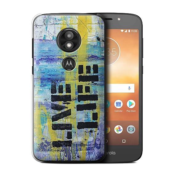 b8a64ccd99 Amazon.com: STUFF4 Phone Case/Cover for Motorola Moto E5 Play ...