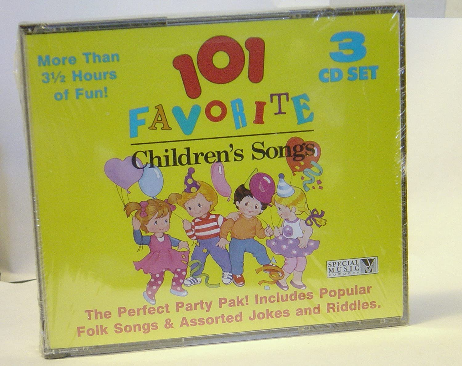 The Best 101 Children's Songs