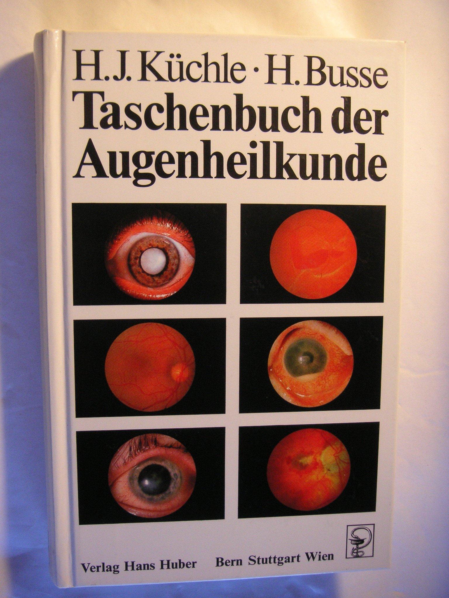 Taschenbuch der Augenheilkunde