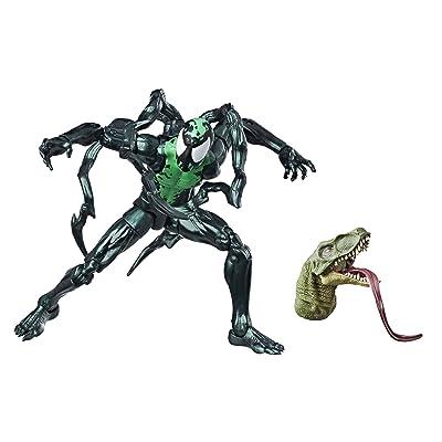 Spider-Man Legends Series 6-inch Marvel's Lasher: Toys & Games