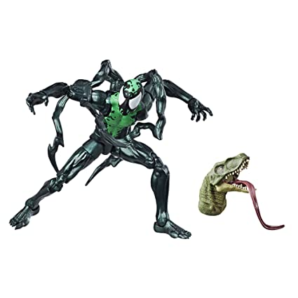 7fa3715aa79c6 Spider-Man Legends Series 6-inch Marvel's Lasher