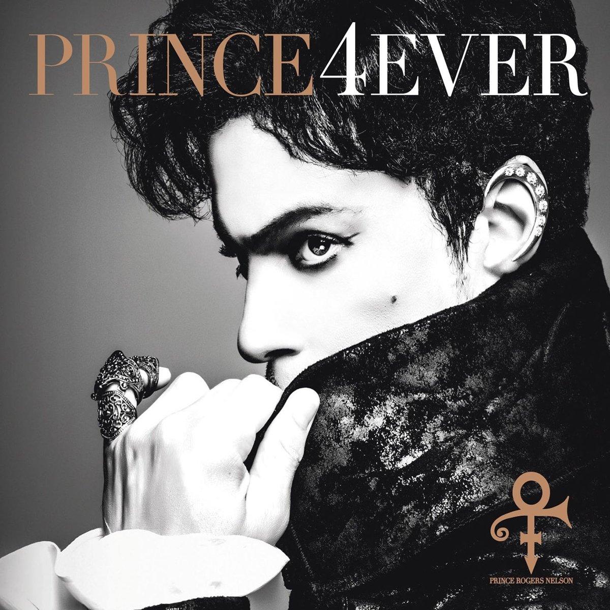 Vinilo : Prince - 4ever [Explicit Content] (4 Disc)