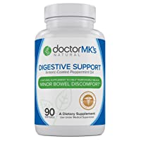 IBS Relief Supplement by Doctor MK's®, Compare to IBgard® Ingredients, 90 Capsules...