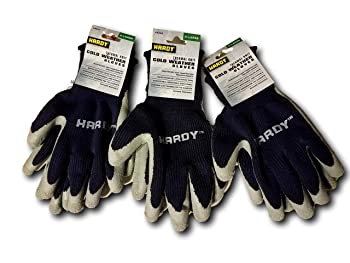 Hardy 3-Pair Work Gloves
