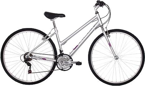 Raleigh Glendale - Bicicleta de paseo para mujer, color azul ...