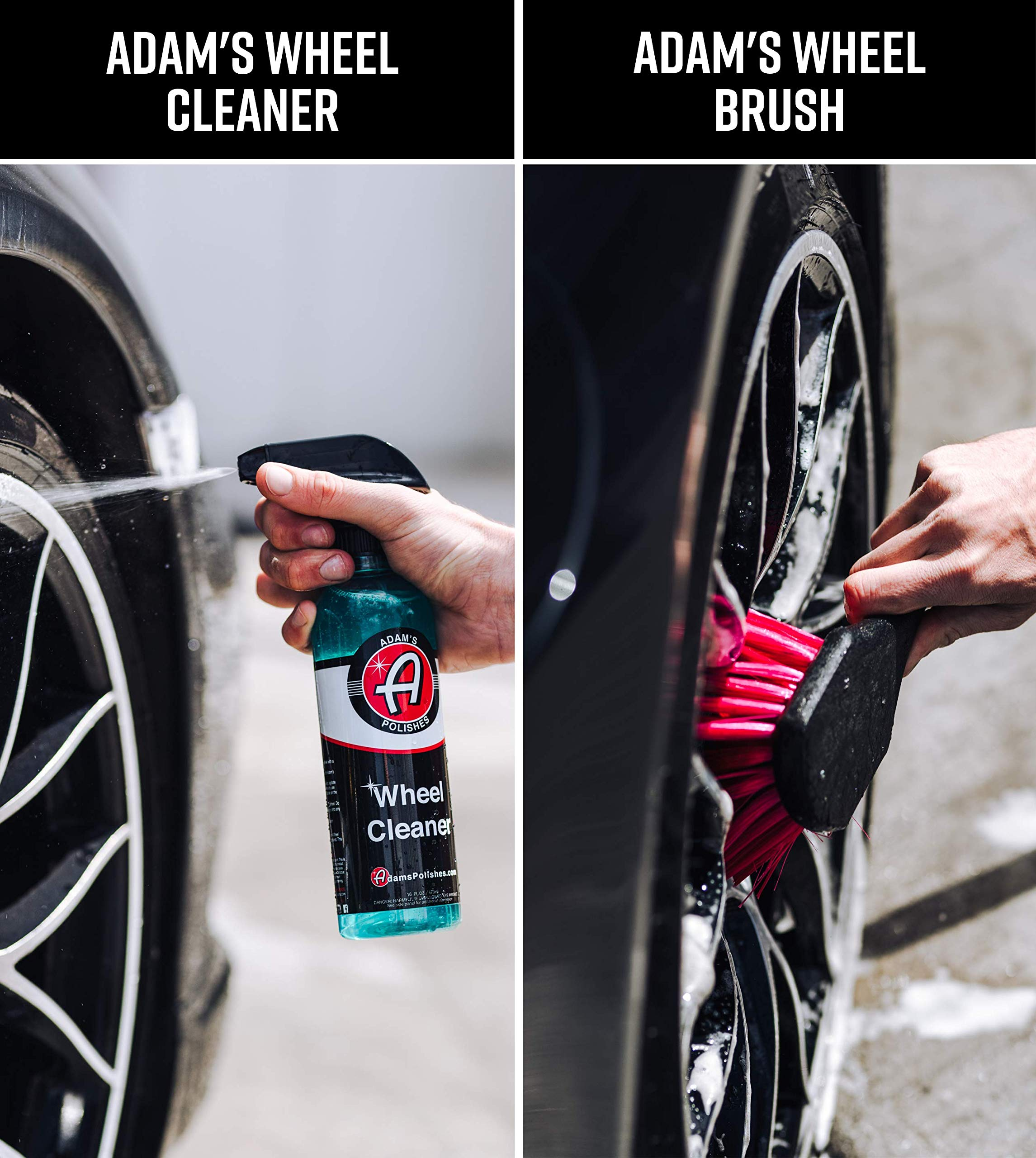 Adam's 16oz Most Popular Combo Detailing Kit - Our Top Selling Products Bundled with The Perfect Companion Products - Professionally Detail Your Entire Vehicle with Expert Designed Washing Tools by Adam's Polishes (Image #4)