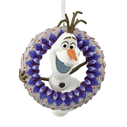 Maison Disney Traditions Christmas Tree Decorations From Frozen Olaf