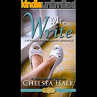 Mr. Write: Clean Contemporary Romance (A Sundaes for Breakfast Romance Book 1)
