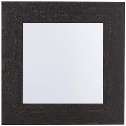 Amazon.com - ArtToFrames 8x8 inch Espresso Walnut Picture Frame ...