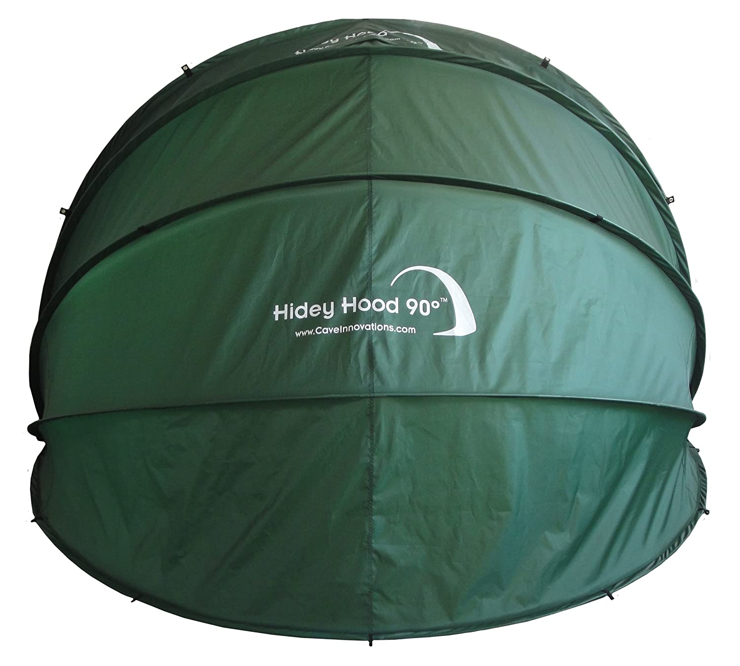 Rob McAlister Hidey Hood HIH90 Motorbike Protection Cover 90-Degree Wall-Mounted Rob McAlister Ltd