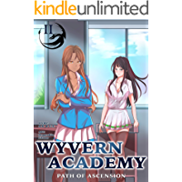 Wyvern Academy: Path of Ascension II book cover