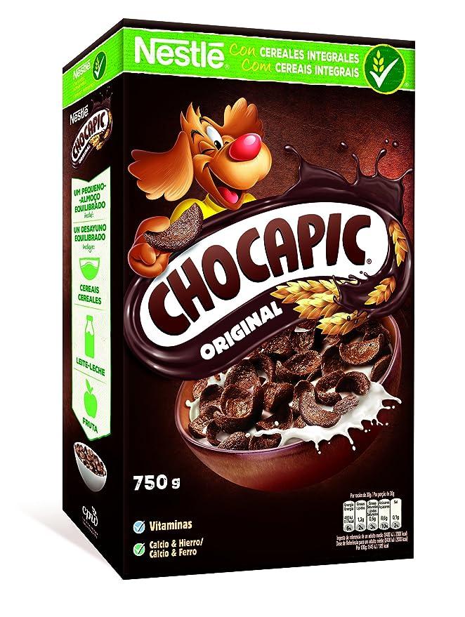 Cereales Nestlé Chocapic - Cereales de trigo y maíz tostados ...