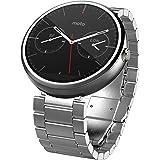 Motorola 1.56-Inch Moto 360 Smartwatch 23mm for...