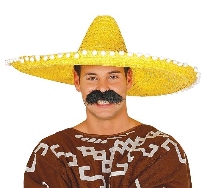 Guirca - Sombrero mexicano paja f5f9b287e95