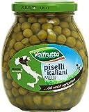Valfrutta - Piselli Italiani, Medi - 12 pezzi da 360 g [4320 g]