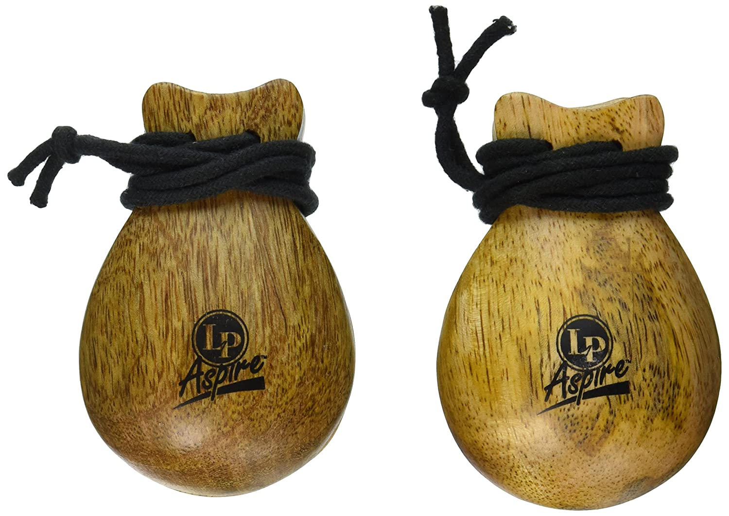 LP Aspire LPA131 Castanets, Hand Held, 2 Pair Latin Percussion