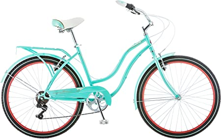 side facing schwinn perla