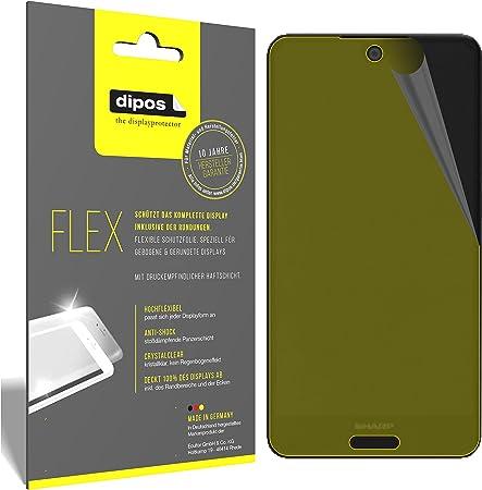 dipos I 3X Protector de Pantalla Compatible con Sharp Aquos C10: Amazon.es: Electrónica