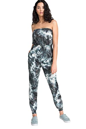 f599feeb5fcc Ardene Women s - Rompers   Jumpsuits - Strapless Tie-Dye Jumpsuit Extra  Large -(