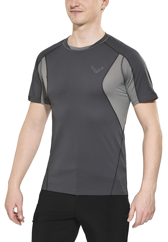 Dynafit T-Shirt Trail 2 S/S Tee Herren Asphalt S