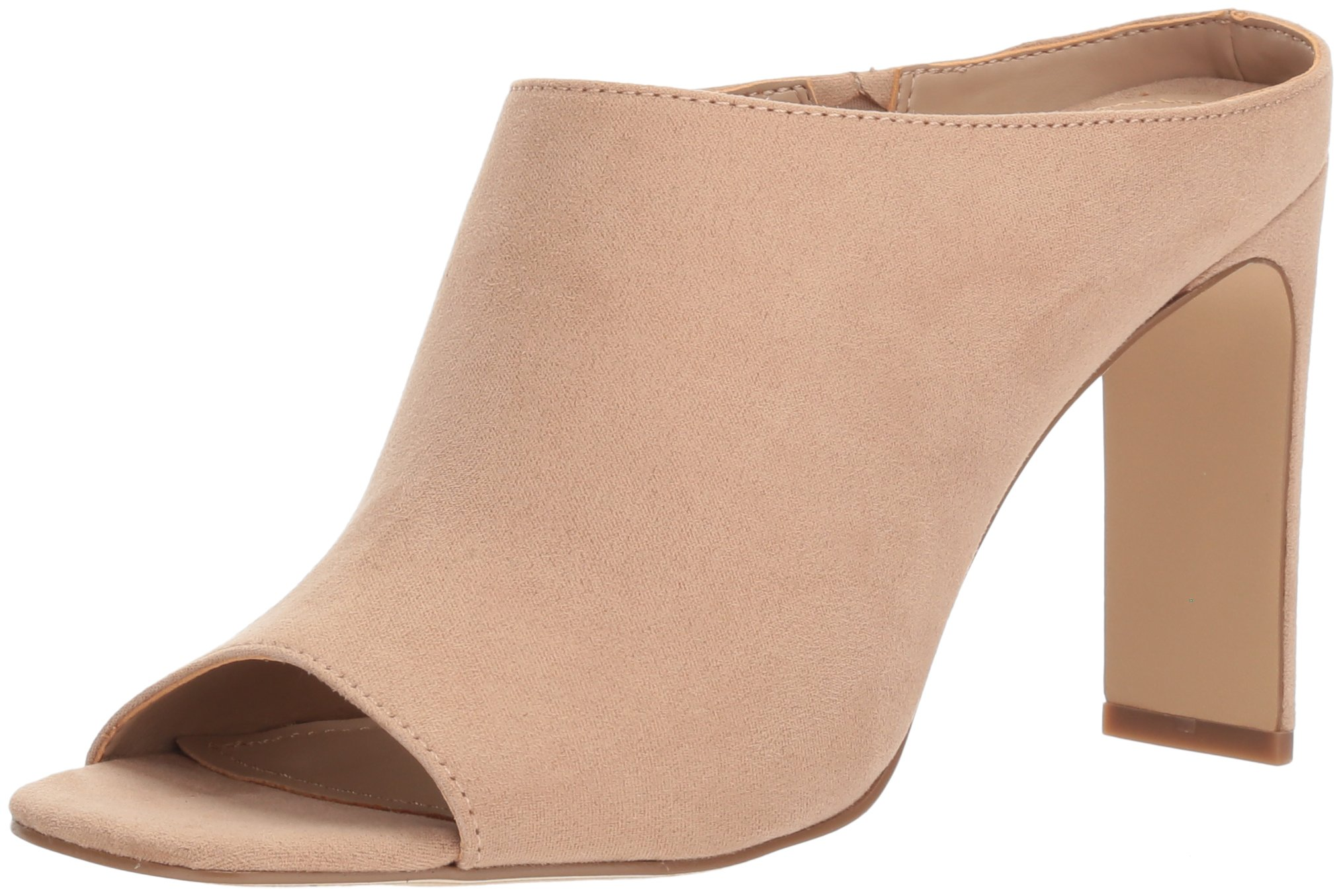 Style by Charles David Women's Gregg Heeled Sandal, Nude, 7 M US