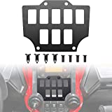 XTC Power Products Center Console Switch Plate for Honda Talon 1000 SP-6SW-HT