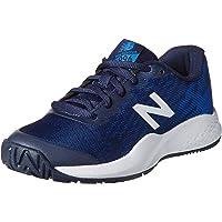 New Balance Boys' Kid's 996v3 Hard Court Running Shoe, Pigment Blue, 11.5 M US Little