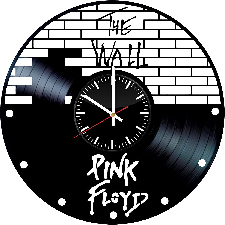 Massage Vinyl Record Wall Clock Home Fan Art Decor 12/'/' 30 cm 6498
