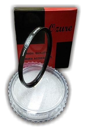Ozure MCUV Filter 77mm for UV Filter  77mm  Camera   Photo Skylight   UV Filters