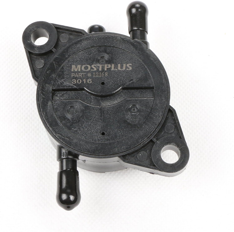 MOSTPLUS Fuel Pump Fits 2005-2016 Kawasaki Brute Force KVF650//750 Mule 600//610 49040-0005