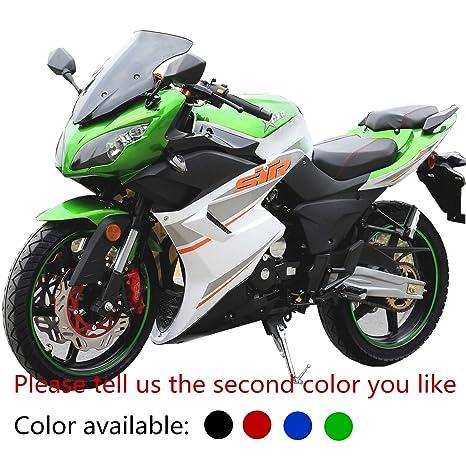 Amazon com: FAREAST DF250RTS Sports Style Street Motorcycle 250cc