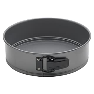 Mrs. Anderson's Baking Springform Pan, Carbon Steel with Quick-Release Non-Stick Coating, PFOA Free, Round, 9-Inches
