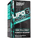 Nutrex Research Lipo-6 Black Hers Ultra...