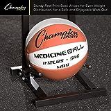 Champion Sports MBR1 Medicine Ball Tree