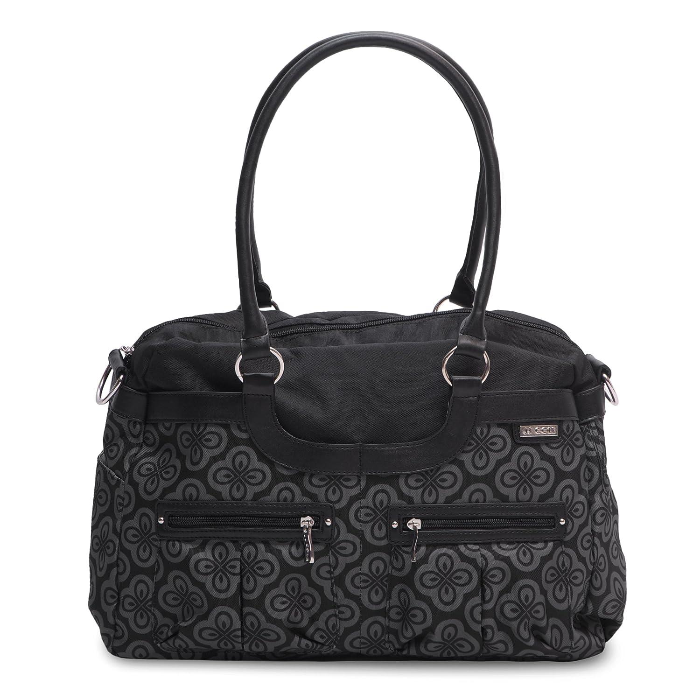 JJ Cole Satchel Bag (Charcoal Infinity) JMLHN