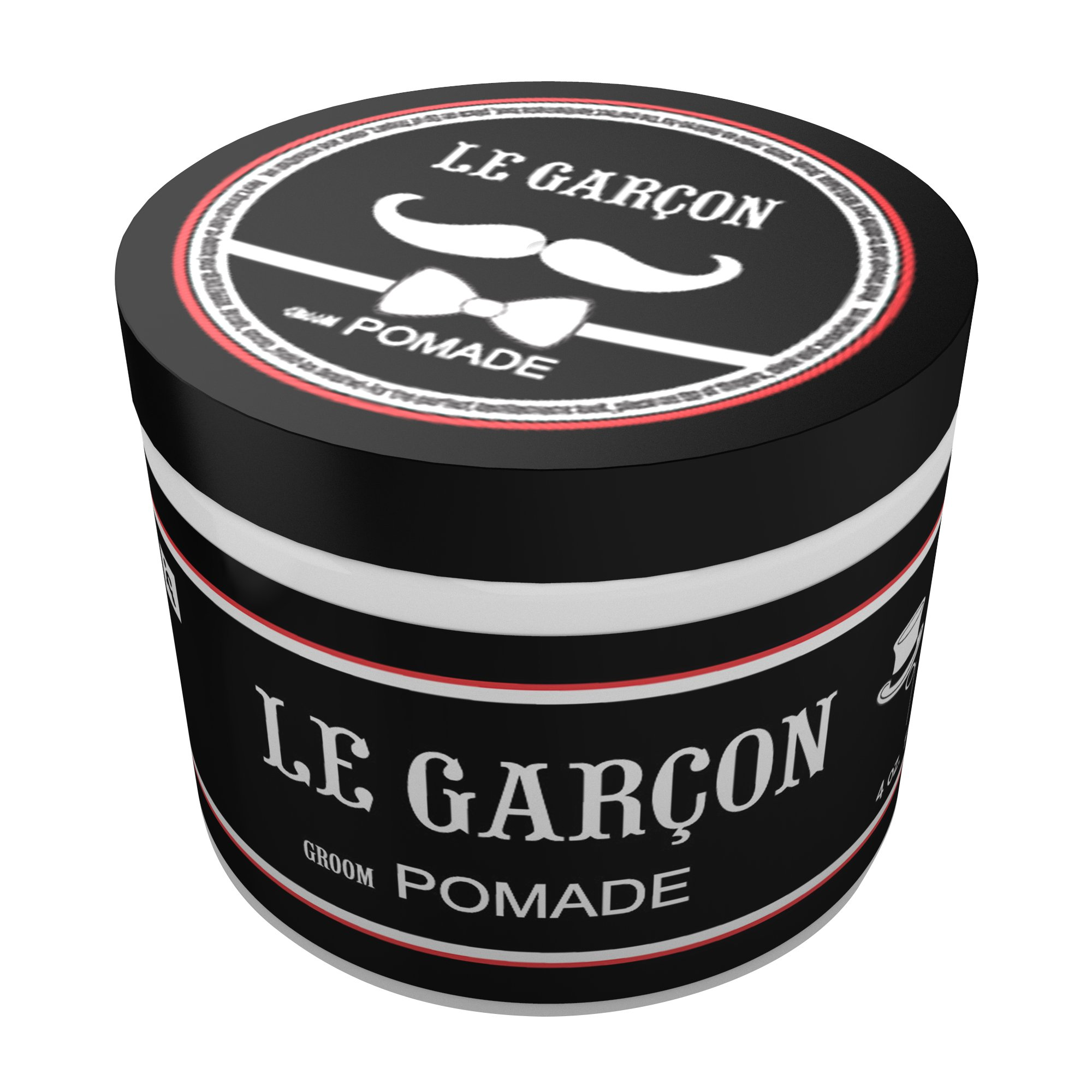 Hair Styling Pomade For Men 4oz Water Based Golden Gatsby Pompadour Style Supreme Hold Le Garcon Premium Who Refuse To Compromise Supplied In A