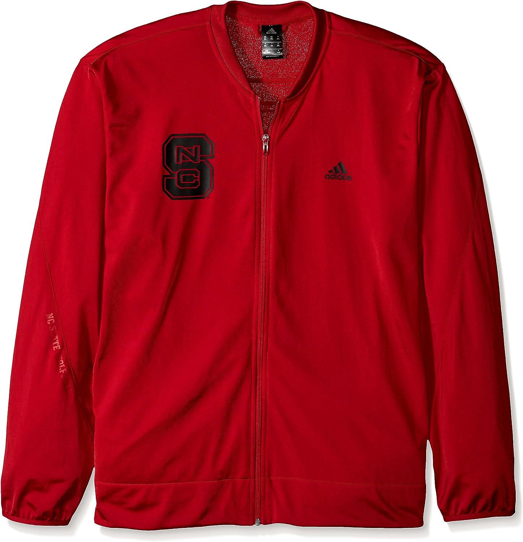 adidas NCAA mens On Court Warm-Up Jacket