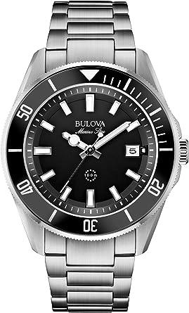 Bulova Marine Star Date