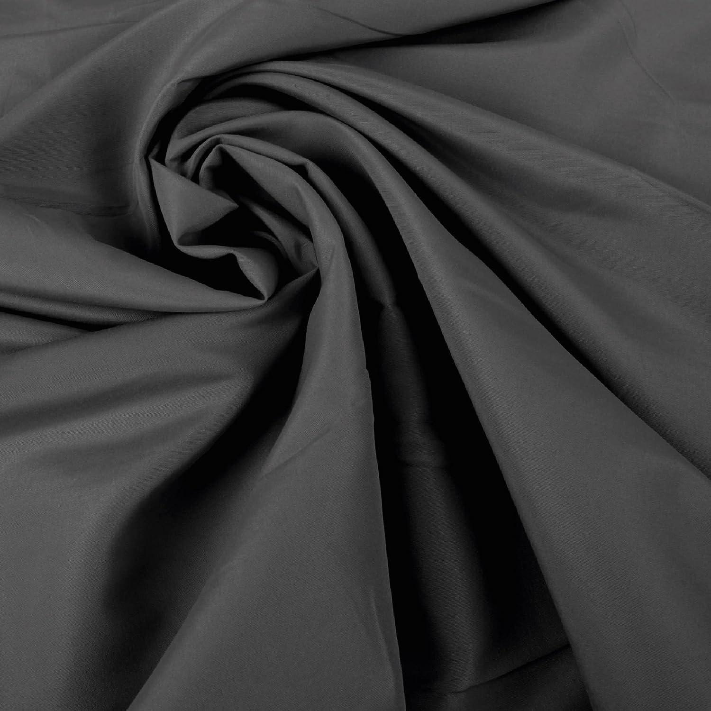 Bestlivings Ellen Rideau d/écoratif avec /œillets beige 140x145 cm Tissu