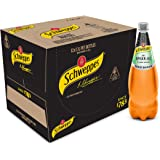 Schweppes Dry Ginger Ale Zero Sugar, 12 x 1.1L