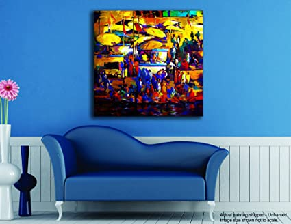 Pintura Para Salas De Estar : Tamatina lienzo riego vida en ruver ganga pinturas para sala