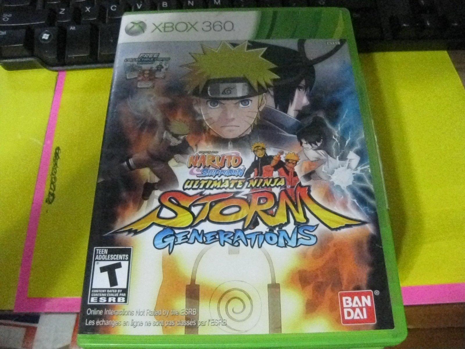 Amazon.com: Naruto Shippuden Ultimate Ninja Storm ...